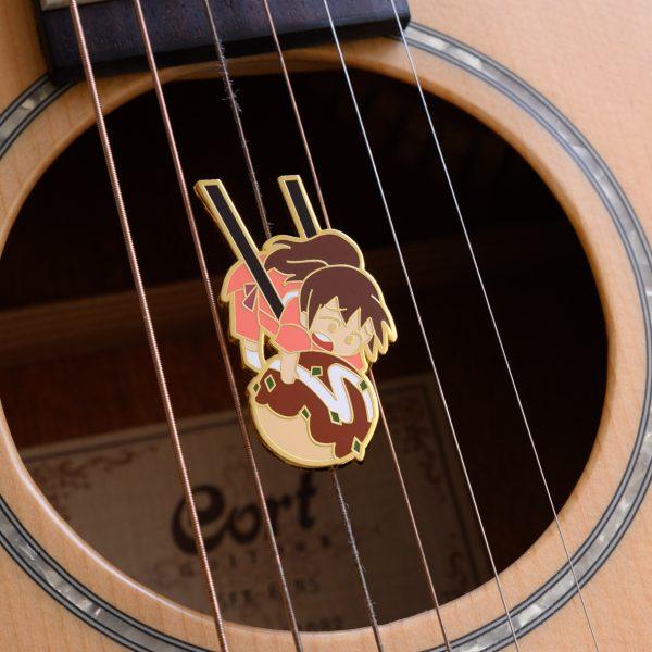 Chihiro's Takoyaki Enamel Pin